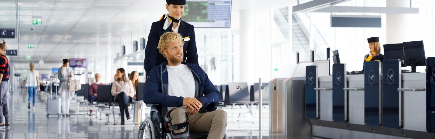 Featured image: How to improve the passenger experience for limited mobility customers?