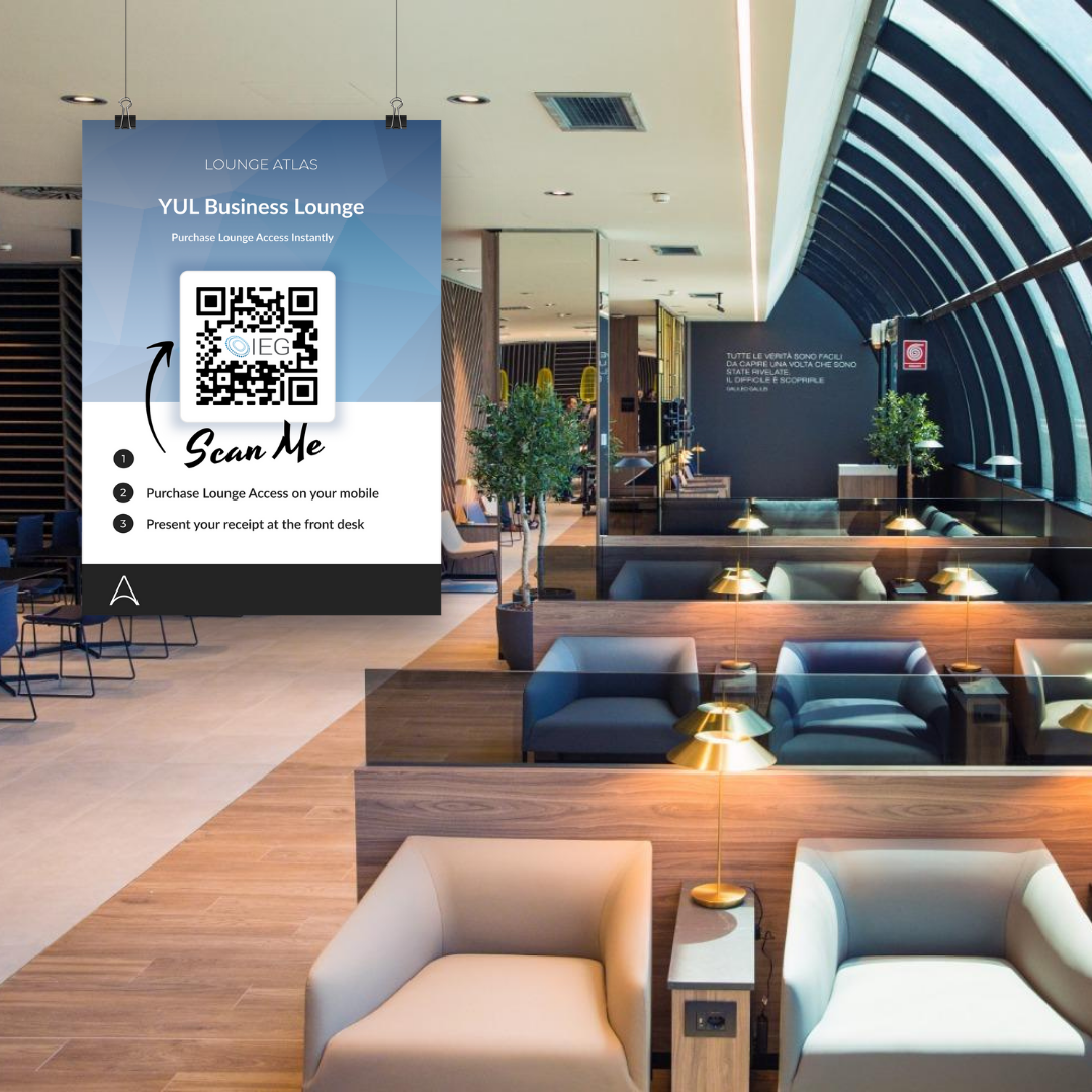 featured image: Lounge Atlas – The Seamless Lounge Booking Solution